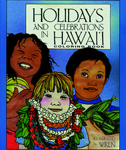 Holidays in Hawaii Coloring Book