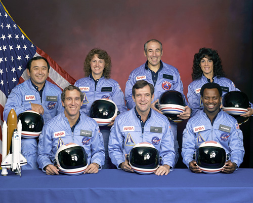 Crew of Space Flight STS 51-L