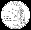 Design for New Hawaii Quarter Coin